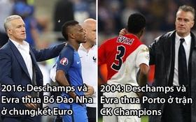 Ảnh chế: Mặc Ronaldo chấn thương, định mệnh đã chọn sẵn Bồ Đào Nha vô địch Euro