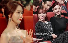 Netizen đau đầu vì không chọn nổi ai đẹp nhất trong các mỹ nhân ngồi gần nhau tại Asia Artist Awards