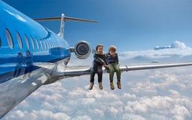 Có bố là thánh Photoshop, cuộc đời sẽ thú vị như thế này đây