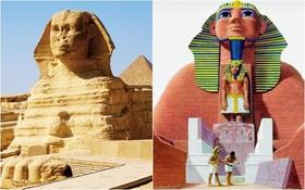 90% dân số thế giới không biết về những bí ẩn ở các công trình nổi tiếng này