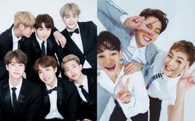 BTS vượt mặt EXO, SNSD, Big Bang, thống trị tất cả các hạng mục Twitter năm 2016