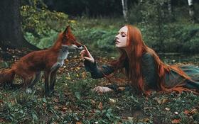 Lắng nghe câu chuyện cổ tích thần tiên qua lời kể của đôi bạn tóc đỏ