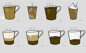 Chọn 1 ly cà phê để mở cánh cửa trái tim mình