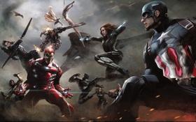 """8 câu hỏi nóng hổi được đặt ra sau """"Captain America: Civil War"""""""