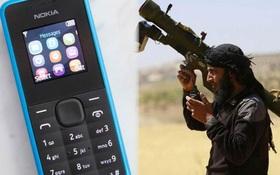 Chẳng có tính năng hiện đại gì nhưng Nokia 105 lại được khủng bố IS yêu thích