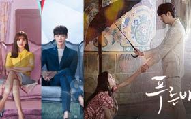 8 mối tình ngang trái từng gây bão trên màn ảnh Hàn Quốc