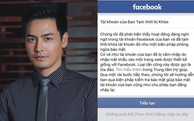MC Phan Anh lấy lại được facebook 1 triệu người theo dõi, chia sẻ về việc bị nghi dối gian, lừa đảo