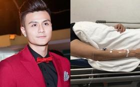 Vĩnh Thụy nhập viện lúc nửa đêm khiến fan lo lắng