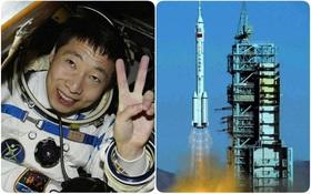 """Phi hành gia người Trung Quốc tiết lộ về tiếng """"gõ cửa"""" rợn tóc gáy khi đang du hành vũ trụ"""