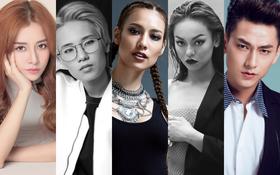Một năm 2016 đầy màu sắc và đây chính là 5 nghệ sĩ trẻ có hoạt động đột phá nhất showbiz Việt!