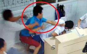 Đưa người nhà đi cấp cứu, bị đánh tại ngay bệnh viện