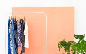 Thỏa sức trang trí phòng đủ màu mà không làm bẩn bức tường trắng