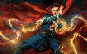"""Doctor Strange - Lá bài ma thuật """"tủ"""" của Marvel"""