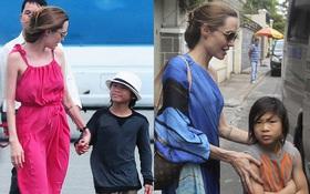 Angelina Jolie đã yêu mến Pax Thiên và trở thành người mẹ mới của cậu bé như thế nào?