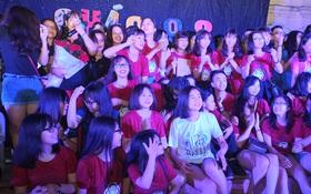 Teen cuối cấp Việt Đức vừa hào hứng, vừa bồi hồi tham gia Lễ trưởng thành