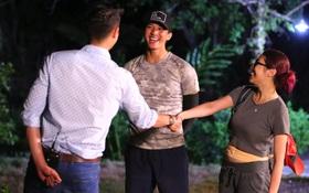 Cuộc đua kỳ thú: Pha Lê - Hà Việt Dũng cười tươi dù ra về trước Chung kết
