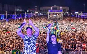 EDM tiếp tục là xu hướng âm nhạc dẫn đầu trong năm 2016