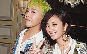 """Xanh lá mạ? Không sao, G-Dragon vẫn """"cân"""" được tất!"""