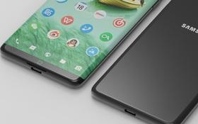 """""""Ra lò"""" ý tưởng Galaxy S8 cực đẹp, iPhone mà không thay đổi thì sẽ ế dài"""