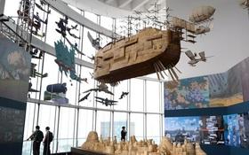 Fan ruột của Ghibli chắc chắn sẽ không thể nào bỏ lỡ triển lãm đặc biệt này!