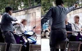 Giám đốc công ty bảo vệ ở Sài Gòn nổ súng dọa người đến đòi tiền lương
