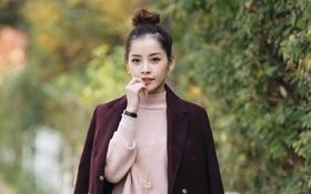 Clip phỏng vấn từ Hàn: Chi Pu nói gì khi được so sánh với Jeon Ji Hyun, Park Shin Hye và chụp ảnh cùng EXO?