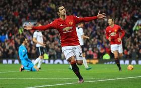 Man Utd 1-0 Tottenham: Thắng nhưng vẫn chưa hết... đen