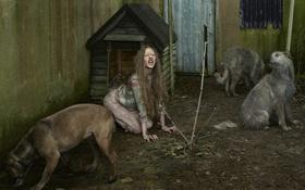 """Bi kịch của những """"đứa trẻ người rừng"""" được thú hoang nuôi dưỡng"""