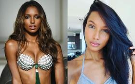 """Thiên thần Victoria's Secret trả lời về tin đồn tẩy trắng da: """"Da tôi đổi màu theo mùa"""""""