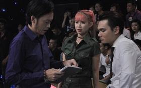 Ca sĩ giấu mặt: Hoài Linh, Khắc Việt tranh cãi kịch liệt trong đêm Bán kết