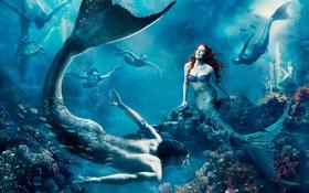 Những huyền thoại bí ẩn xoay quanh các nàng tiên cá xinh đẹp