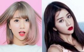 """""""Đổi gió"""" với kiểu make up sexy, diện mạo các hot girl Việt thay đổi ra sao?"""