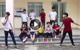 Giới trẻ hào hứng cover điệu nhảy độc đáo mới của Min
