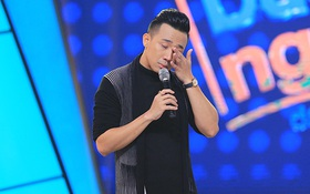 Trấn Thành nghẹn ngào khi nhắc tới cố ca sĩ Minh Thuận