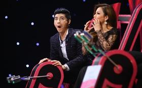 """Tuyệt đỉnh song ca: Noo Phước Thịnh chê thí sinh... """"hát xấu"""""""