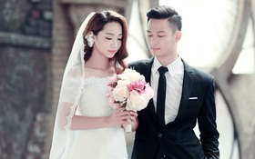 Chuyện tình đẹp của hoa khôi Wushu hơn VĐV Dancesport 4 tuổi