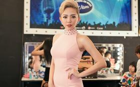 """Ngồi ghế nóng """"Vietnam Idol"""" liệu có quá sức đối với Tóc Tiên?"""