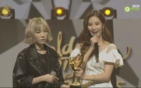 """Taeyeon bị tố có thái độ ghét bỏ Big Bang trong """"Grammy Hàn Quốc"""""""