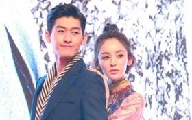 """Rộ tin """"Đại Boss"""" Trương Hàn chia tay bạn gái vì cảnh thân mật trên phim"""
