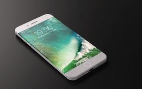 """Ngất ngây với ý tưởng iPhone X đẹp phát hờn, anti-fan chắc sẽ """"tức nổ mắt"""""""
