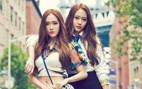 Đây là những điều khiến Jessica - Krystal Jung là cặp chị em đáng ghen tị nhất