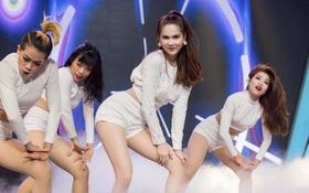 Lại nhảy Kpop, lần này Ngọc Trinh hóa Black Pink phiên bản sexy!