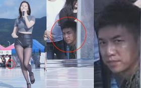 """Dân mạng Hàn đang cười ầm ầm vì ánh mắt """"hau háu như diều hâu"""" của Lee Seung Gi trước thân hình Yura"""
