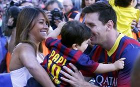 Những siêu sao bóng đá chung tình nhất thế giới