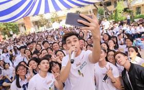 Teen cấp 3 Sài Gòn với chuỗi văn nghệ hoành tráng mùa chia tay