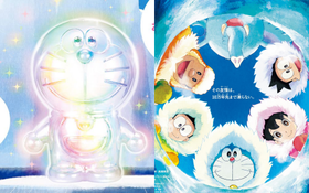 Phim hoạt hình về chú mèo máy thông minh Doraemon sẽ trở lại vào năm 2017!
