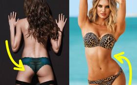 7 thảm họa Photoshop lộ liễu nhất của người mẫu Victoria's Secret