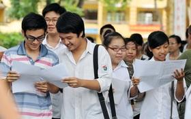 Bộ Giáo dục mời Hội Toán học xây dựng đề thi trắc nghiệm