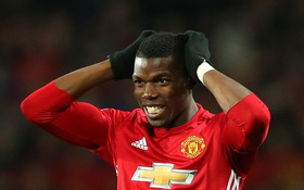"""91 cú sút và... 3 bàn thắng: Man Utd tệ hại thế này đây ở """"thánh địa"""" Old Trafford"""