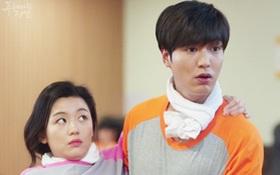 Huyền Thoại Biển Xanh: Có nhà tiền tỉ không ở, Lee Min Ho tới nhà tắm hơi... ngủ lang cùng Jeon Ji Hyun
